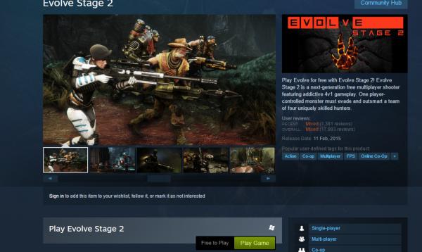 Anda bisa mengunduhnya langsung dari Steam.