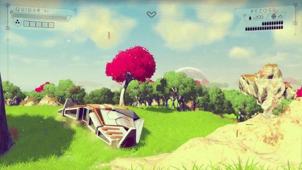 Menciptakan dunia acak lewat rumus matematika - Superformula yang sudah dipatenkan, Hello Games menjadi sorotan.
