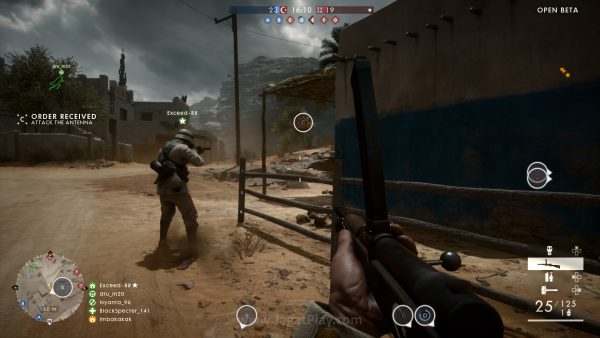Diperkuat dengan Frostbite, visual Battlefield 1 terlihat memesona.
