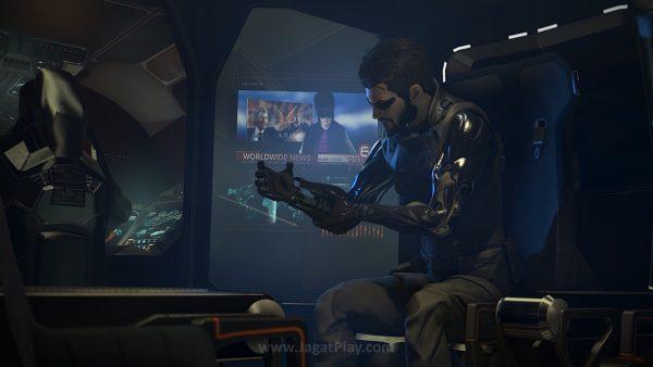 Deus Ex Mankind Divided jagatplay part 1 (100)