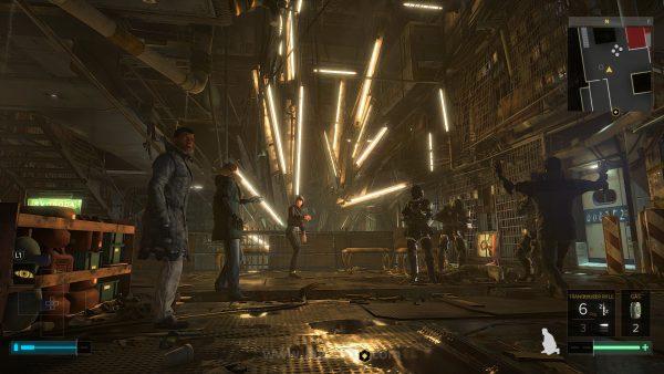 Deus Ex Mankind Divided jagatplay part 1 (106)