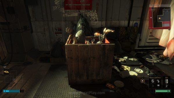 Deus Ex Mankind Divided jagatplay part 1 (109)
