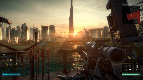 Deus Ex Mankind Divided jagatplay part 1 (8)
