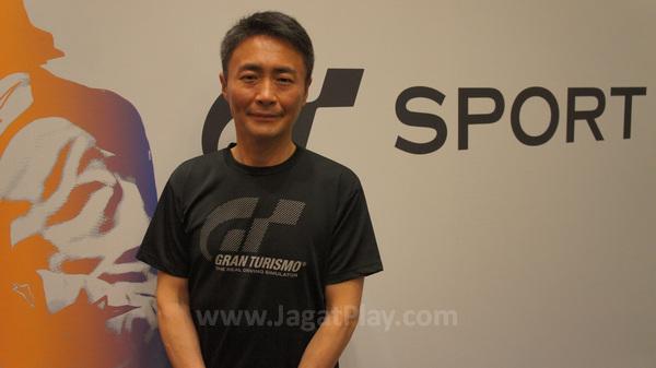 Interview JagatPlay Gran Turismo Sport 2