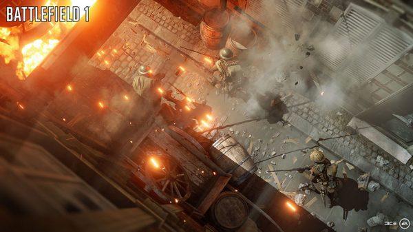 Dihargai USD 60 juga, Premium Pass Battlefield 1 akan memuat faksi Perancis dan Russia di dalamnya.