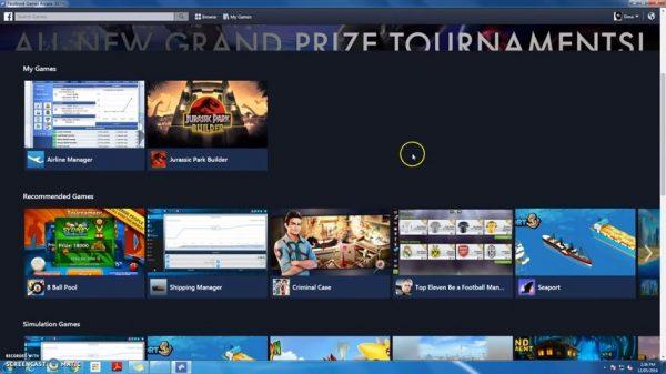 Bekerja sama dengan Unity, Facebook kabarnya tengah mempersiapkan sebuah portal game ala Steam.