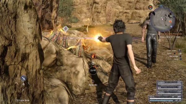 Seperti yang dijanjikan Tabata sebelumnya, Square Enix merilis trailer demo gameplay yang diklaim berasal dari master version.
