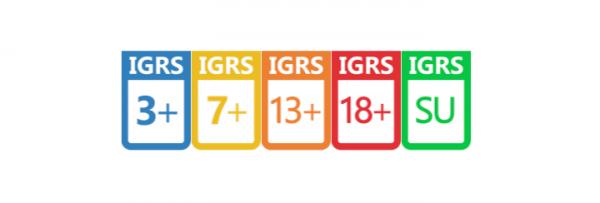 Badan Game Rating Indonesia - IGRS mulai menetapkan kelompok umur beserta klasifikasi pengelompokannya.