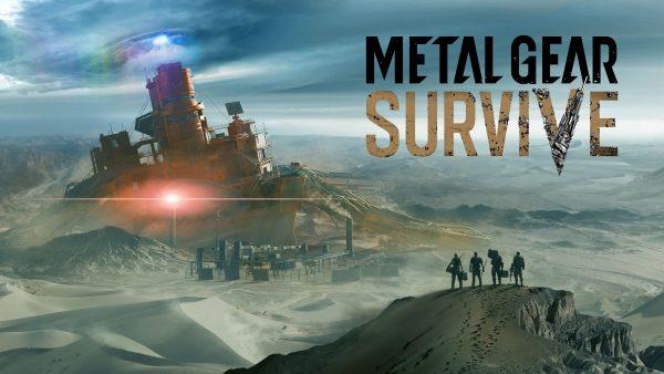 metal gear survive new
