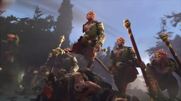 Tak hanya Underlord, Valve ternyata mempersiapkan hero baru dan original untuk DOTA 2 - Monkey King!