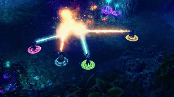 Dev. Trine - Frozenbyte memperkenalkan game baru mereka - Nine Parchments.