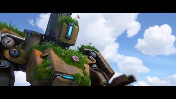Overwatch merilis film pendek baru yang menjadikan Bastion sebagai fokus.
