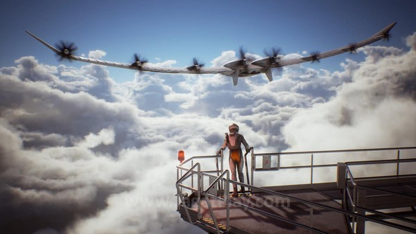 Ace Combat 7 announcement trailer 19