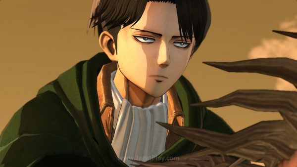 Tak hanya dari perspektif Eren, Anda juga akan berperan sebagai beberapa karakter ikonik yang lain.
