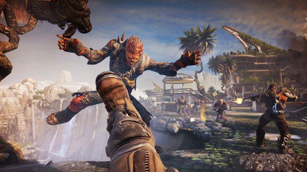 Sinyal Bulletstorm versi Remaster menguat setelah judul tersebut muncul di badan rating Brazil.