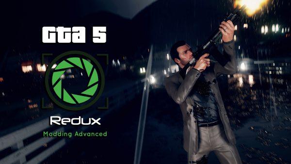 Dikembangkan cukup lama, mod visual - GTA 5 Redux akhirnya diluncurkan!