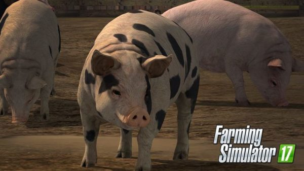 PETA meminta Farming Simulator 17 memotret kekerasan terhadap ternak dengan serealistis mungkin.