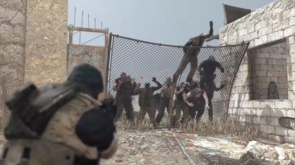 Konami akhirnya memperlihatkan gameplay Metal Gear Survive di ajang TGS 2016.