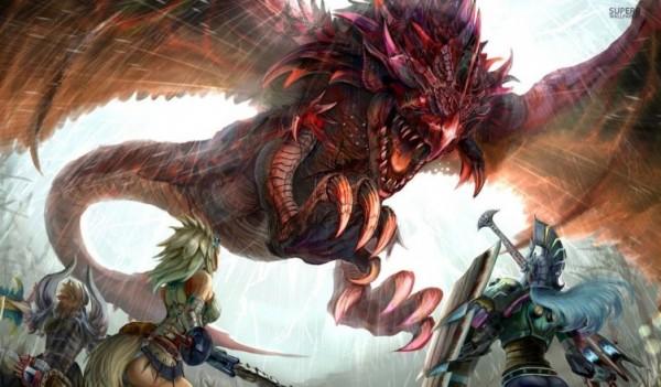 monster hunter x1