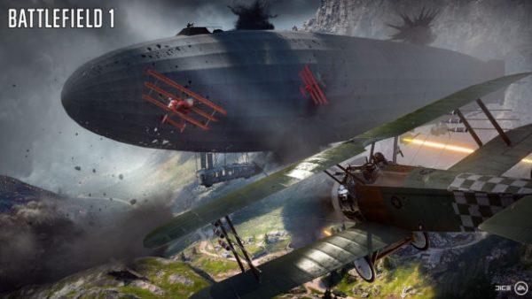 DICE membuka kesempatan untuk menambahkan peta dari mode alpha - Quentin Scar di akhir masa open beta Battlefield 1.