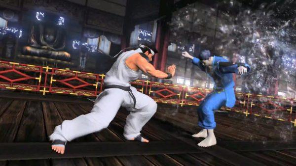 Virtua Fighter 5: Final Showdown akan bisa dimainkan di dalam Yakuza 6.