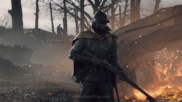 Rilis minggu pertama Battlefield 1 lebih besar daripada akumulasi BF4 dan BF Hardline.