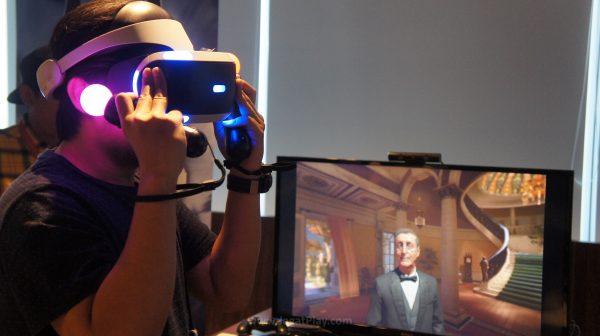 Batman Arkham VR aka Simulasi-Tampar-Menampar-Sesuka-Hati-Pada-Alfred-yang-Malang.