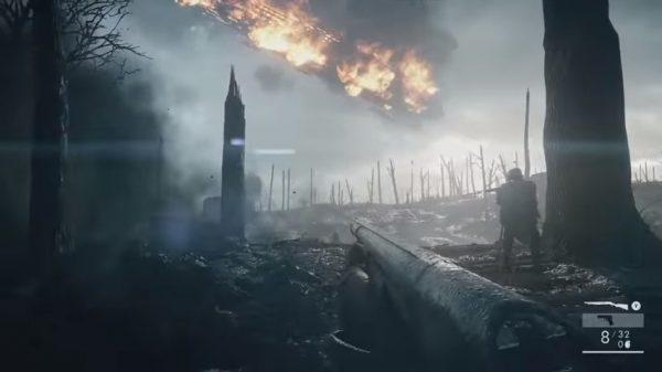 Setelah sempat merilis trailer, DICE merilis gameplay campaign 12 menit di ajang Twitch-Con kemarin.