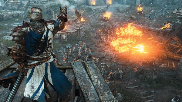 Sempat digembar-gemborkan akan menjadi salah satu fitur utama, Ubisoft memutuskan untuk membatalkan mode split-screen untuk For Honor.