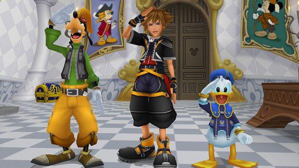 Kingdom Hearts HD Remix 1.5 dan 2.5 akan dirilis ulang dalam satu kompilasi baru untuk Playstation 4 tahun depan.