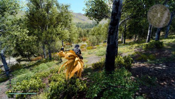 Walaupun mengaku belum sempurna, Tabata memastikan bahwa FFXV akan punya peningkatan visual signifikan di versi PS4 Pro.