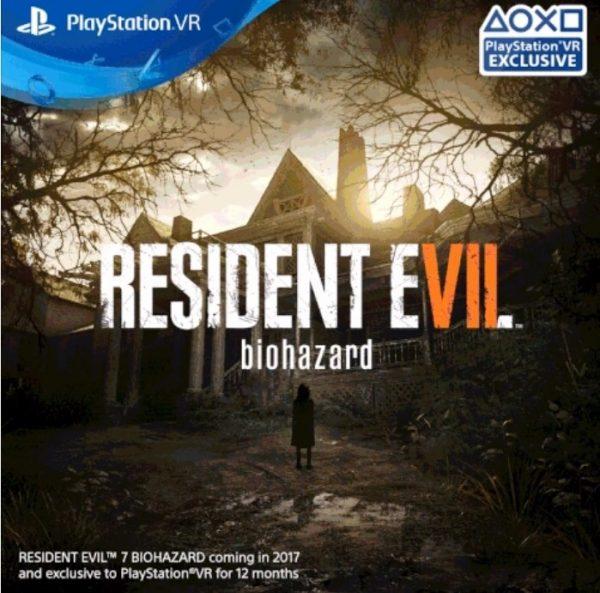 Fitur VR Resident Evil 7 dipastikan eksklusif Playstation VR untuk setidaknya satu tahun sejak dirilis.