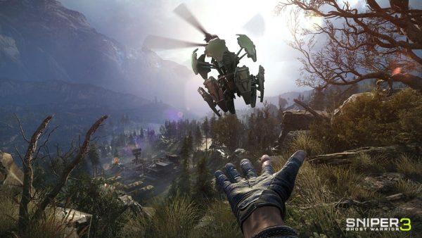 Ditunda, Sniper: Ghost Warrior 3 kini akan dirilis 4 April 2017 mendatang.