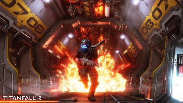 Dirilis antara Battlefield 1 dan COD: Infinite Warfare, Titanfall 2 tak khawatir.