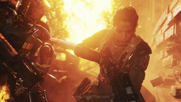 Salah satu retailer game raksasa - GameStop menyebut bahwa penjualan COD: Infinite Warfare di bawah harapan mereka.
