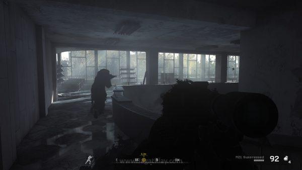 Call of Duty Modern Warfare Remastered jagatplay 117