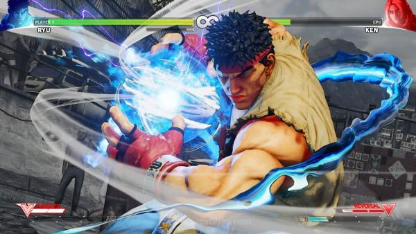 Street Fighter V jagatplay part 1 25