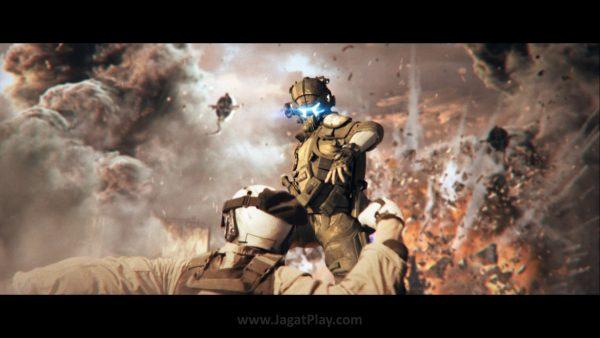 Berperan sebagai sekuel, cerita Titanfall 2 melanjutkan hasil perang dari seri pertama.