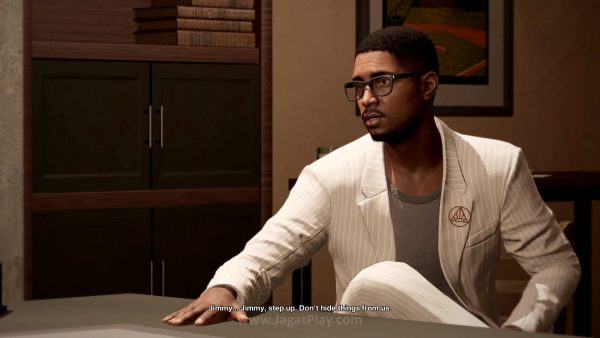 Marcus dituduh atas kejahatan yang tak ia lakukan.