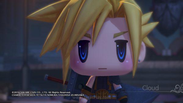 World of Final Fantasy jagatplay part 2 6