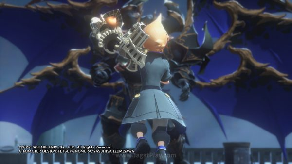 World of Final Fantasy mengusung plot klise yang sepertinya sudah banyak Anda cicipi di game-game JRPG di masa lalu. Namun dengan gaya penceritaan yang cukup unik di akhir.