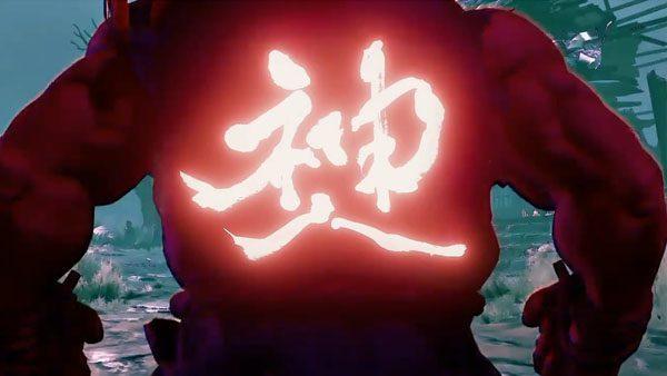 Capcom akhirnya mengumumkan Akuma untuk Street Fighter V.