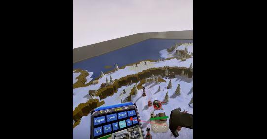 Menggunakan Unreal Engine 4, seorang dev. memperlihatkan seperti apa konsep Red Alert 2 dalam mode VR.