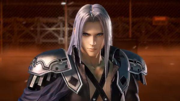Dissidia Final Fantasy akhirnya memastikan kehadiran Sephiroth.