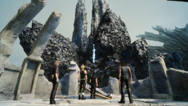 Noctis diminta untuk mengumpulkan serangkaian senjata para leluhurnya - Royal Arms untuk merebut kembali Lucis.