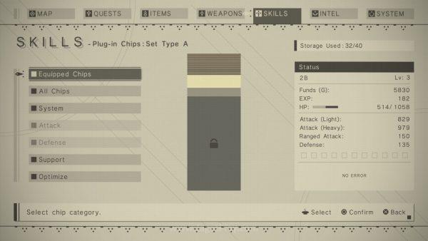 Ragam modifikasi memperkuat elemen RPG yang ada.