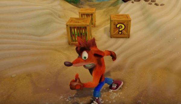 Vicarious Vision memberikan kesempatan pengunjung Playstation Experience 2016 untuk menjajal dua level proyek Crash Bandicoot Remaster plus.