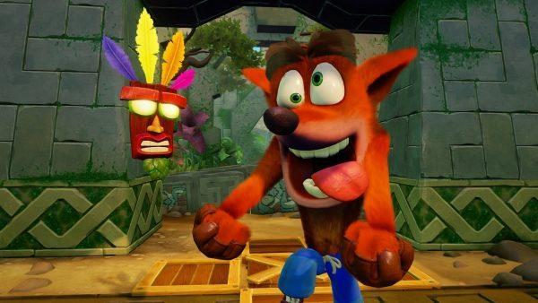 Crash dipastikan menggunakan engine milik game populer Activision yang lain - Skylanders.