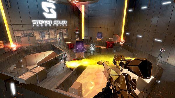 Deus Ex: Breach dirilis sebagai game terpisah dalam format F2P untuk PC.