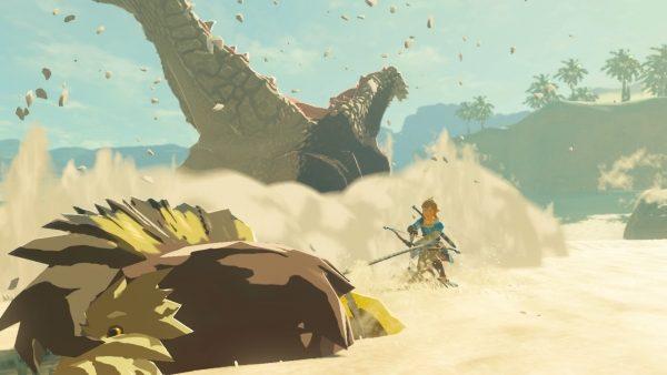 Menjelaskan kepada IGN, Nintendo berbagi info soal beda LoZ: BOTW antara versi Switch dan Wii U.